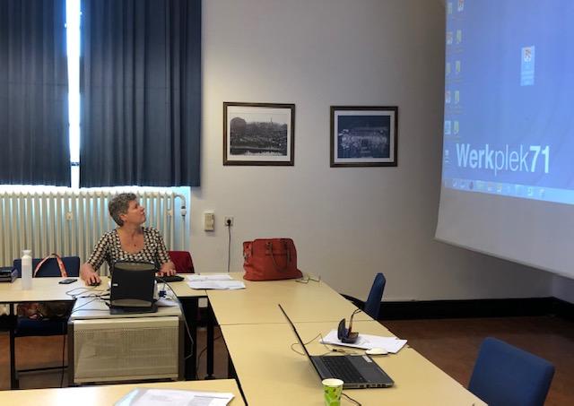 Testen vragenlijsten in gemeente Leiden